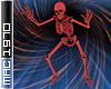 Red Skeleton Avitar