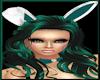 [LM]F Bunny Ears-Teal