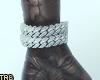 $$$. Silver VVs Bracelet