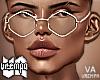 va. gold frames