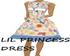 LIL PRINCESS DRESS