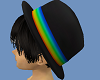Rainbow'd Black Hat