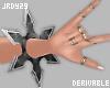 <J> Drv Ninja Star L/R
