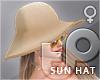 TP Sun Hat - Straw