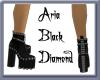 LADY BLACK SHOES
