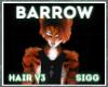 barrow | hair v3