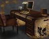 Steampunk Trunk Desk