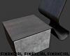 Concrete Wood Chair