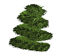 spiral topiary for colum