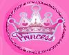 Kids Pink Princess Paci