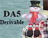 (A) Snowman Pet