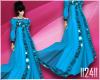 24:Elegance Blue Wedding