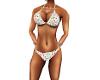 multi colour bikini