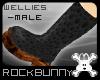 [rb] Muddy Wellies M