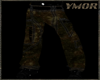 jeans Ymor green M [Y]