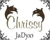 Chrissy Name Sign