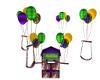 MardiGras Balloon Ride