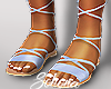 ṩ Tiffany Sandals Blu