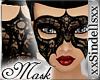*Mask* Black