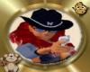 Tiny CowgirlSticker1