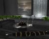$ Gold Black Pool Room