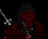 Ghost Red Raiden Helmet