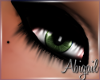 [A] Olive Green eyes