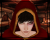 Hooded Robe Red