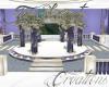 (T)Wedding Gazebo Lavend