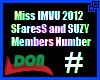 Miss imvu 2012 # (20)