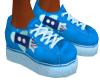 Child Rocketship Sneaker