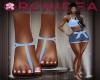 Celeste Summer Sandal