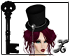 *XS* Skull Tophat