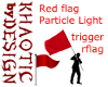 RED FLAG PARTICLE