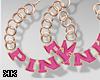 K| BCA Think Pink Hoops