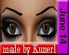 !K! Brown Eyes