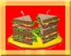 OSP Pastrami Sandwich