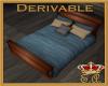 E.A Deriv No Pose Bed