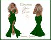 Christmas Gala Green