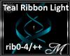 Teal Ribbon Light-REQ