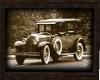 -FG- Vintage Mafia Car