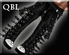Gothic Buckle Pants
