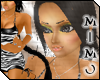 !M- Black Long Pigtail