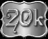 20k MBC Support Sticker