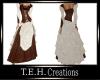 Leather Madame Dress