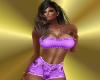 Q-Combo RL Sexy Purple