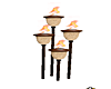 Beach Tiki Torches