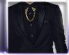 Black Suit Top