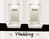 Bride Groom Chairs Set