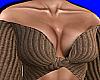 Nude Knit Off Shoulder